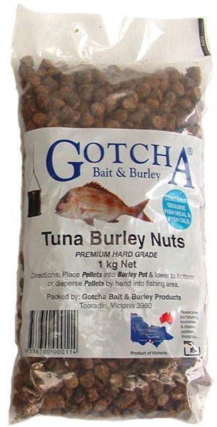 Burley Nuts Tuna 1 kg Bag