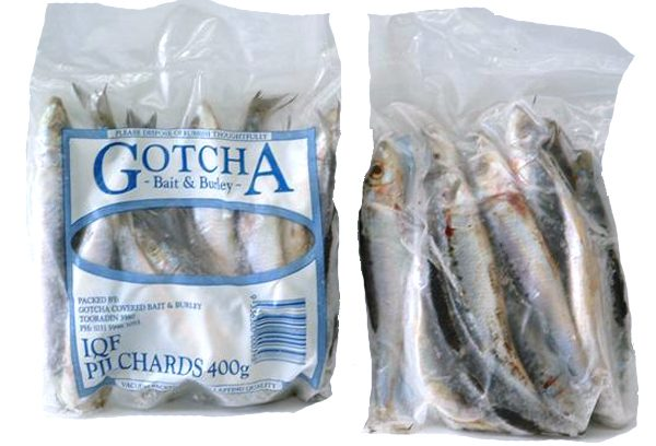 Pilchards IQF 400g Pack