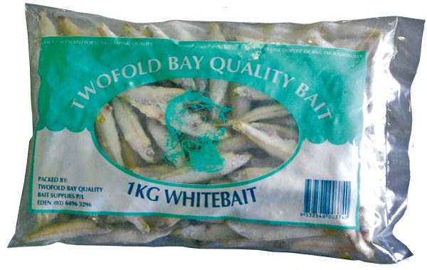 Whitebait Pack