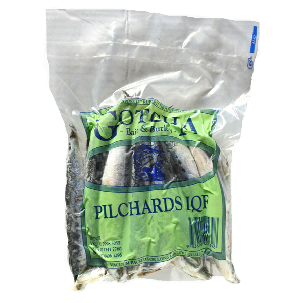 Pilchards IQF Medium Pack