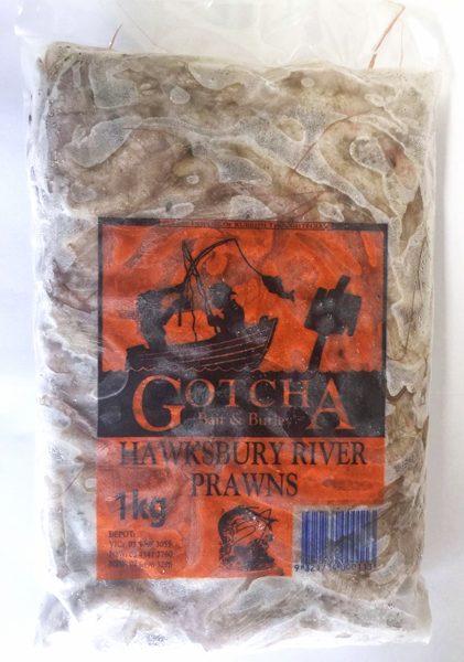 Prawns Hawkesbury River 1kg Pack