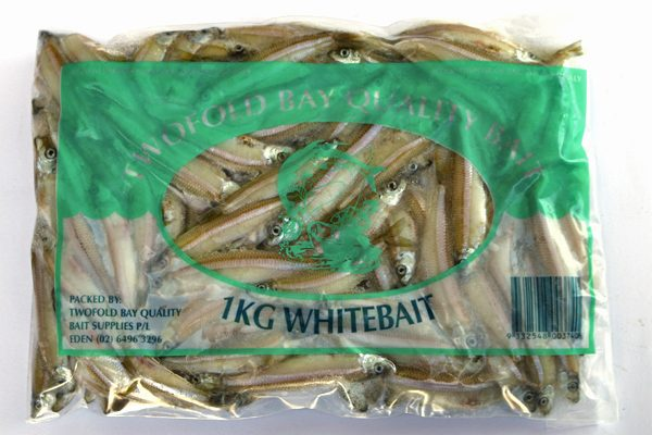 Whitebait 1kg Pack